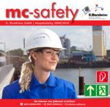 mc-safety Onlineshop - fordern Sie kostenlos den 400+ Seiten starken Katalog an!