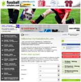 fussballschulen.com - Das Portal für Fußballschulen, Fußballcamps, Fußballhallen & Fußballinternate