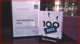 """Die i3 Consult (Deutschland) erhält den """"TOP 100"""" Award."""
