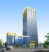 "Das Buisnesscenter ""The Q-House Lumpini"" liegt im Zentrum von Bangkok am bekannten Lumpini Park."