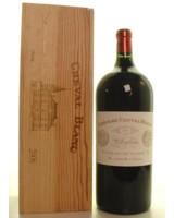 Auch eine 6-Liter-Flasche Château Cheval Blanc 2006 kommt bei der MWC unter den Hammer