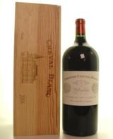 Seltene Großflasche: eine Impérial (6 Liter) Cheval Blanc 2006.