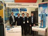 ViscoTec Mitarbeiter auf der SNEC in China