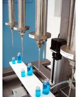 Abfüllung von Duschgel mit ViscoTec Dosiertechnik
