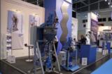 ViscoTec Messestand Automatica 2014