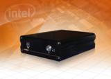 Lüfterloser Embedded-PC mit Dual-Core ATOM Prozessor