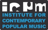 Das Logo des neuen ICPM - Insitute for Contemporary Popular Music