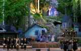 Einzigartige Kulisse: Auf der Naturfreilichtbühne starten am 24. Juni die Luisenburg-Festspiele.