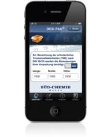 Hohen Nutzwert hat die von ADVERMA für Süd-Chemie entwickelte iPhone-App.