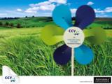 Frischen Wind hat ADVERMA mit seiner Marketingkampagne in die Werbung von CCV Deutschland gebracht.