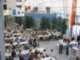 Blick in das Integrationszentrum für Cerebralparesen (ICP) in München.