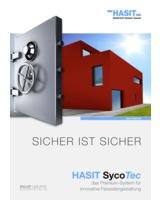 Der Titel der von ADVERMA gestalteten SycoTeec-Broschüre