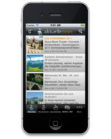 Die Sommerversion der Arosa-App ist jetzt verfügbar.
