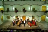 Besondere Atmosphäre vor einzigartiger Kulisse: die Konzerte im Innenhof von Schloss Hohenkammer.