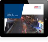 Eine neue iPad-App hat ADVERMA jetzt für die EUROLUB GmbH entwickelt.