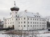 Schloss Hohenkammer: Mittelpunkt eines gehobenen Seminar- und Tagungszentrums.