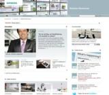 Social Media Newsroom der Siemens-Electrogeräte GmbH