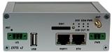 Frontansicht des neu designten GPRS/EDGE Routers ER75i