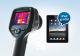 FLIR E60/E60bx plus Gratis-iPad