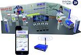 Auf der AMB zeigt GEWATEC seine Zukunftsfabrik im praktischen Einsatz