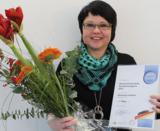 Gewinnerin Alexandra Hübner