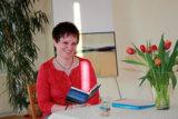 """Die Autorin Simone Guth liest aus ihrem Buch """"Zwischen Träumen"""""""