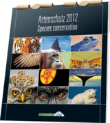 Wandkalender - Alle Erlöse fließen in den Artenschutz