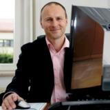 Seit vielen Jahren Mitarbeiter, seit 1.1. Co-Geschäftsführer: Dipl. Ing. Ludwig Guggenberger