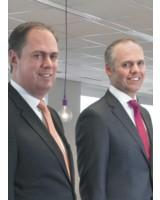 Thorsten Thiede und Emiel Putman - Gründer der CRM Partners AG