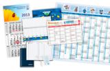 Kalender drucken für 2013