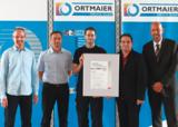 PSO-Zertifizierung: Urkundenübergabe
