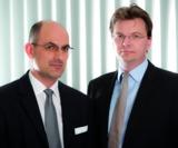 Bernd Krakau (KEC) und Frank Ewerdwalbesloh (ESI)
