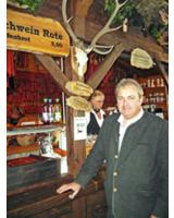 Wildbrethändler Göbel auf der Slow Food Messe 2011