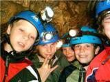 Kindergeburtstagsevent Höhlenforscher im Albshop buchen