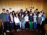 Redakteure von Schülerzeitungen besuchen die Eckert Schulen Regenstauf