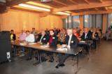 Marketingclub Regensburg zu Gast in den neuen Konferenzräumen der Eckert Schulen