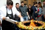 Eröffnet wurde das diesjährige Camp mit einem spektakulären Grillerlebnis mit Profikoch Fabian Beck