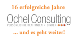 16 Jahre Ochel Consulting