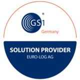 Der IT-Dienstleister für die Logistik EURO-LOG ist zertifizierter Solution Provider von GS1 Germany