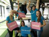 Unser Team vom POINT macht mit bei der Initiative Deutschland trainiert