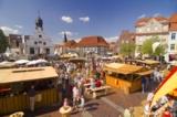 Kivelingsfest auf dem Marktplatz in Lingen (Ems)