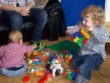 """Neues Spielzeug für die Kinder der """"Villa Maria"""""""