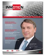 Titelmotiv der neuen inmotion-Ausgabe