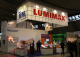 Messestand LUMIMAX der iiM AG