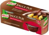 KNORR Sauce Pur: Produktvorstellung, Test und Rezept