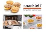 Fingerfood knusprig umhüllt: einfach aufbacken und servieren- fertig ist ein leckeres Snacklett!.