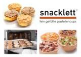 Füllett, der kalorienarme Pastetencup als Basis gesunder Snackideen