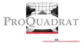 Unternehmenswebsite PROQUADRAT www.proquadrat24.de.