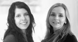 Junior Account Managerinnen von KWP v.l. Denise Schröber und Agnes Schubert