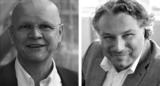 Geschäftsfüher der KWP GmbH & Co. KG v.l. Alois Wollnik und Kai Kippenbrock